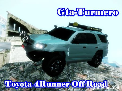 Toyota 4runner Off Road