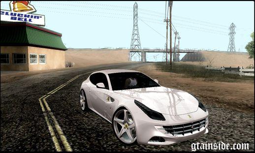 2011 Ferrari FF Sport