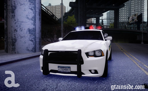 2012 Dodge Charger - Liberty City Sheriff