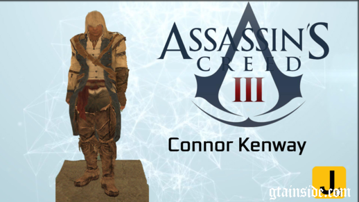 Connor Kenway Assassin Creed III