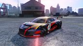Audi R8 LMS NFS SHIFT 2