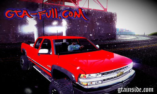 Chevrolet Silverado 2500 Lifted 2001 Diesel Edition