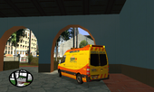 Mercedes Benz Sprinter SEM