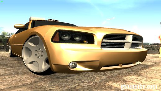 Dodge Charger RT Taxi Edition (V-2.0)