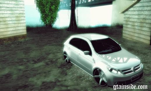 VW Gol G5 Edit Fabinho3D
