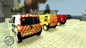 Peugeot Bipper Police AA Royal Mail Vans