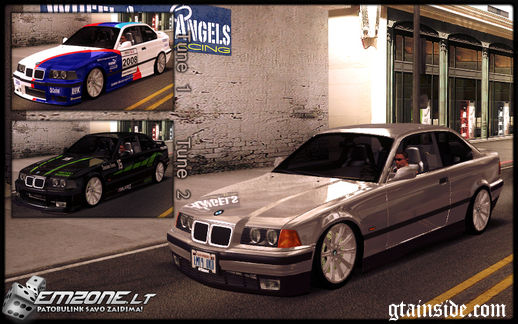 BMW E36 320i - Tunable