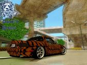 Mazda MX5 Miata 1995 Tiger Paint Job [ImVehLM]