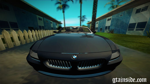 BMW Z4 V10 TT Black Revel