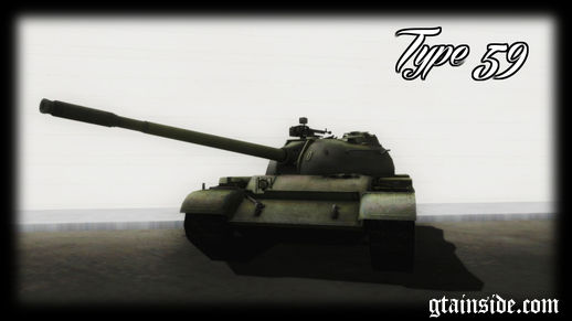 Type 59 Reworked