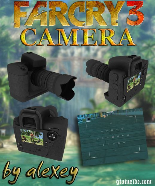 Camera from Far Cry 3