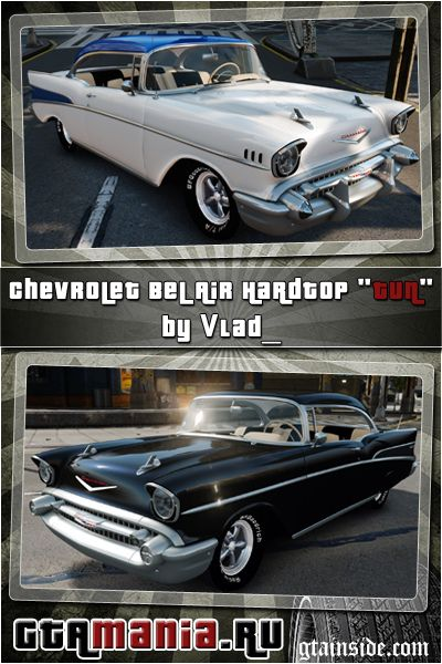 1957 Chevrolet Bel Air Hardtop [Light Tun]