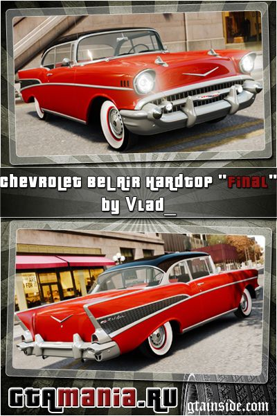 1957 Chevrolet Bel Air Hardtop [Final]