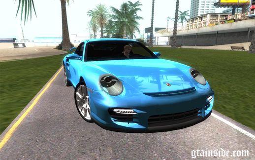 Porsche 911 GT2 Edite