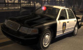2000 Ford Crown Victoria - HighWayPatrol Liberty city