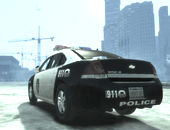 2012 Chevrolet Impala - Liberty City Police Department