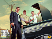 GTA 5 Artwork Wallpaper Pack