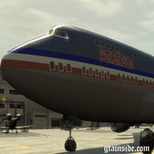 American Airlines Skin