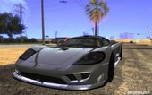 Saleen S7 Twin Turbo Competition Custom