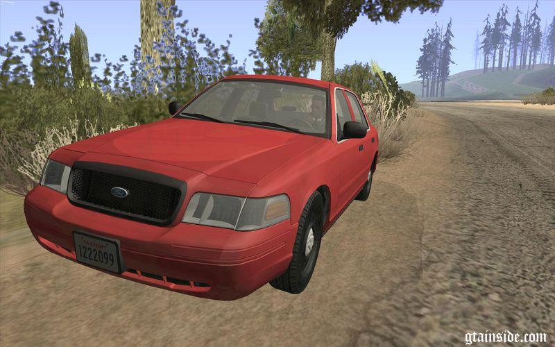 Undercover Alpr Ford Crown Victoria