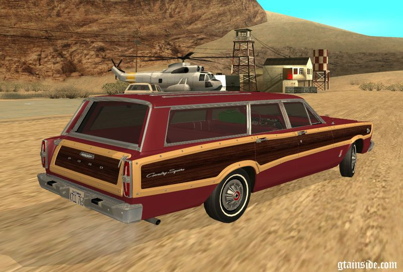1966 ford country squire - photo #4