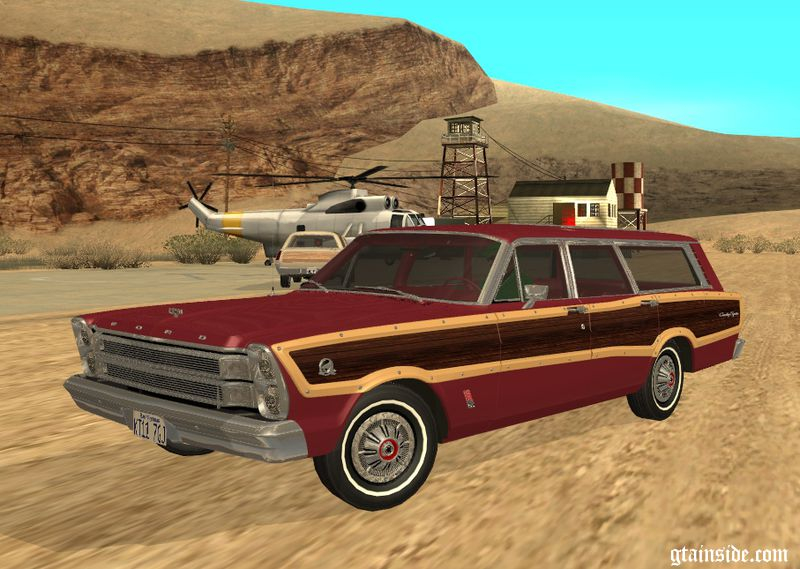 1966 ford country squire - photo #14