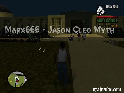 Jason Voorhees at Verdant Bluffs Cleo Myth