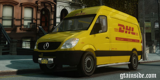 Mercedes-Benz Sprinter 2500 Delivery Van v1.5