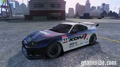 Toyota Supra Body Kit 1 NFS SHIFT 2