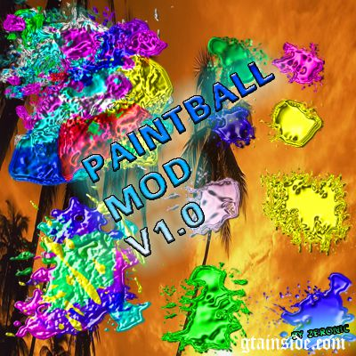 Paintball Mod v1.0