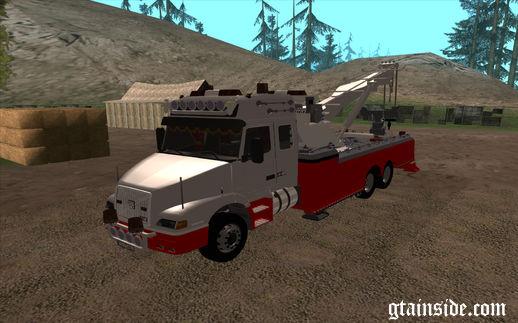Gta San Andreas Volvo Nh12 Tow Truck European Art Truck