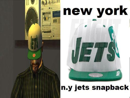 New York Jets Snapback
