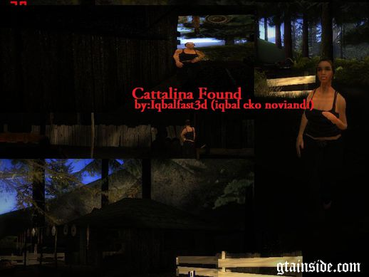 Catalina found