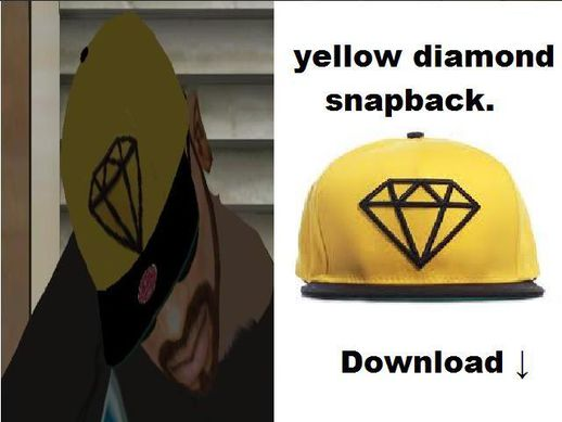 DIAMOND SUPPLY CO Snapback