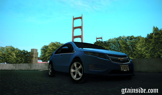 Chevy Volt 2012 Stock