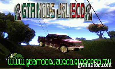 Lincoln Mark LT 2012