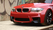 BMW 1M Carbon Fibre Paintjob