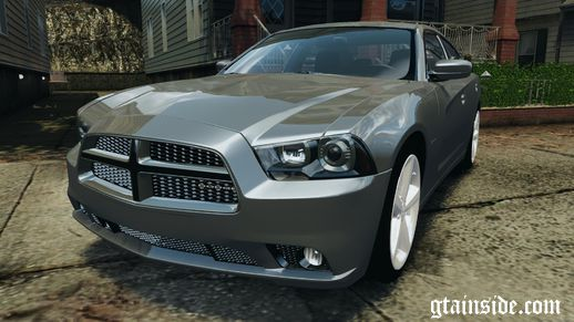 Dodge Charger R/T Max 2010
