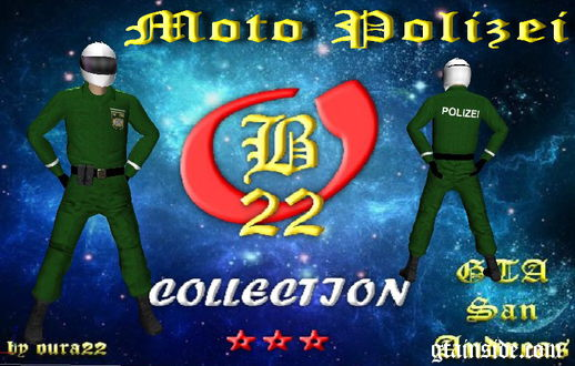 Moto Polizei and Bike