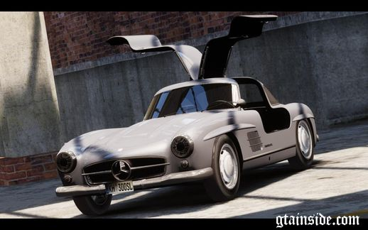 1954 Mercedes-Benz 300 SL GullWing v2.0
