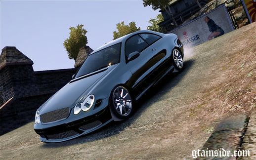 Mercedes-Benz CLK 63 AMG [FINAL]