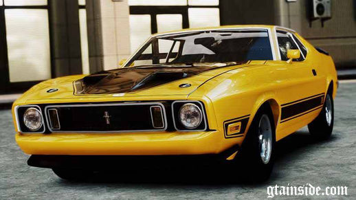 1973 Ford Mustang Mach 1 v1.0