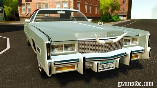 Cadillac Eldorado Convertible 1976 and Biarritz 1978