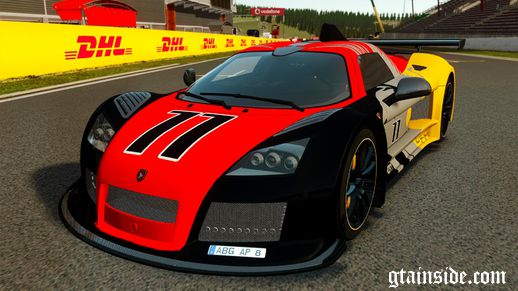 Gumpert Apollo Enraged 2012 Unleashed