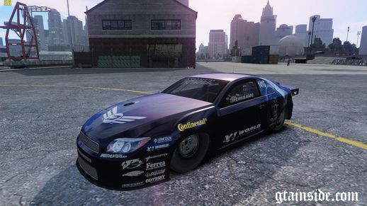 Scion tC Drag (NFS SHIFT 2)