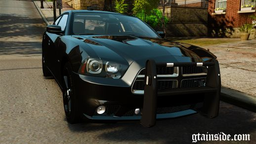 Dodge Charger R/T Max FBI 2011
