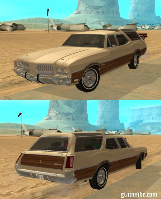 Oldsmobile Vista Cruiser 1972