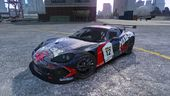 Chevrolet Corvette C6R GT1 NFS SHIFT 2