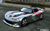 Paintjob Viper GTS-R 2013 official v2.0