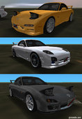 Mazda RX7-FD3s 9type